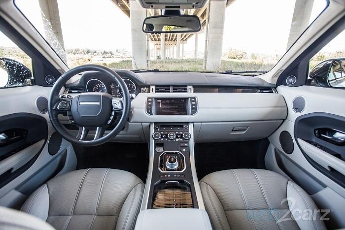 Range Rover Evoque >> 2014 Land Rover Range Rover Evoque | Web2Carz
