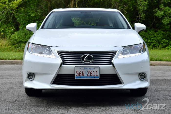2014 lexus es350 review web2carz. Black Bedroom Furniture Sets. Home Design Ideas
