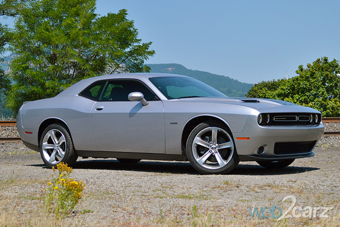 2015 Dodge Challenger R/T Plus Review