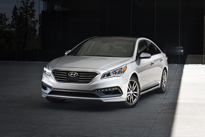 2015 Hyundai Sonata Limited Review