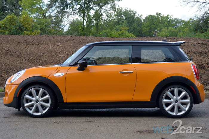 2014 Mini Hardtop Cooper S Review