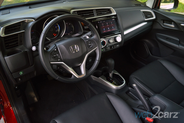 2015 honda fit ex l review. Black Bedroom Furniture Sets. Home Design Ideas