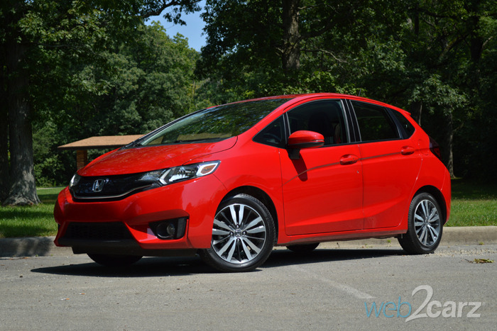 2015 Honda Fit EX-L Review