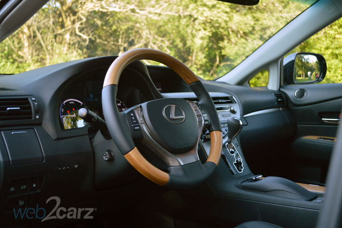 2015 Lexus RX 450h Review | Web2Carz