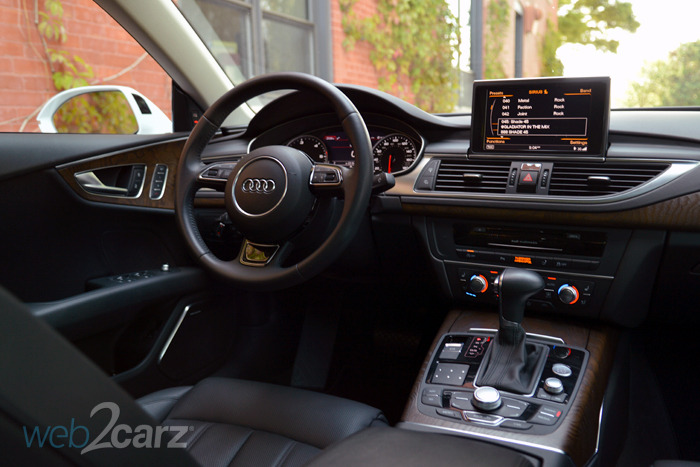 2014 Audi A7 Tdi Review Web2carz