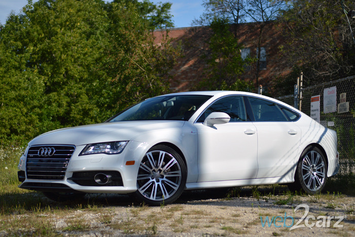 2014 Audi A7 TDI Review | Web2Carz