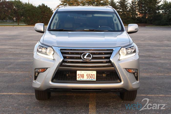2014 Lexus GX 460 Luxury Review | Web2Carz