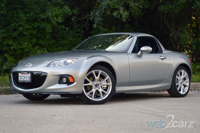 2014 MX-5 Miata GT Review