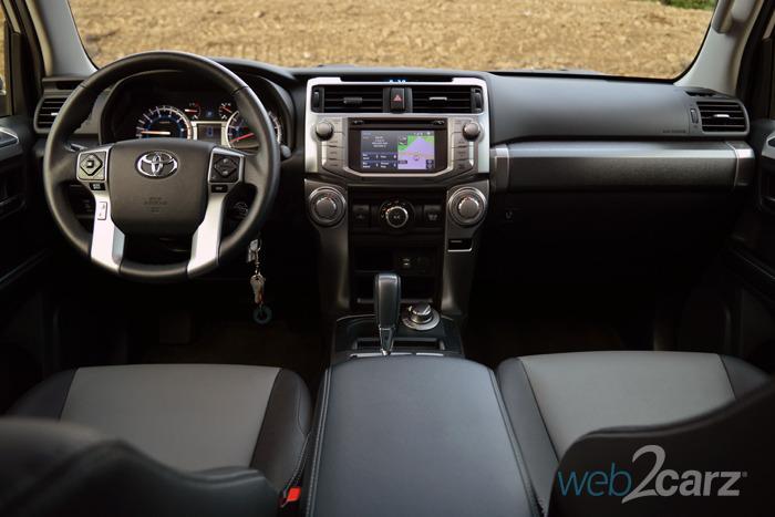 2014 Toyota 4Runner SR5 Premium Review | Web2Carz
