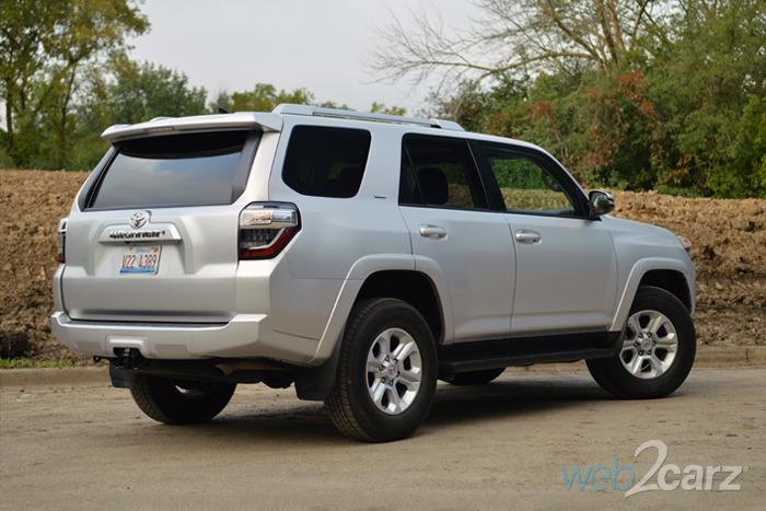 2014 Toyota 4runner Sr5 Premium Review Web2carz