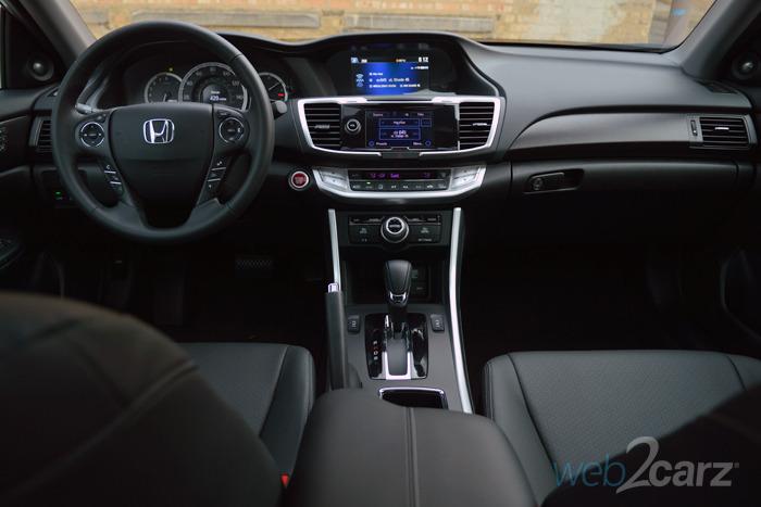2015 Honda Accord Touring Review