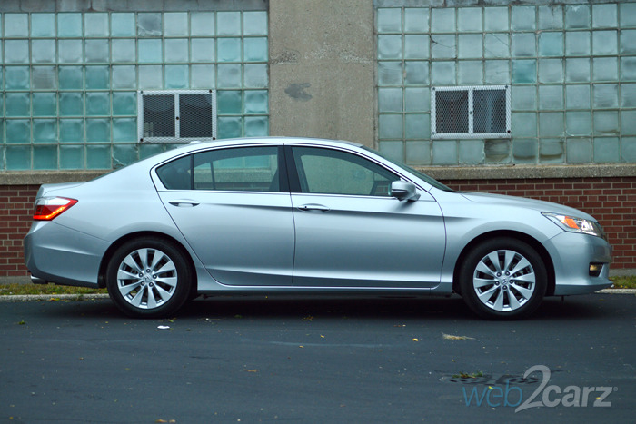 2015 Honda Accord Touring Review Web2carz