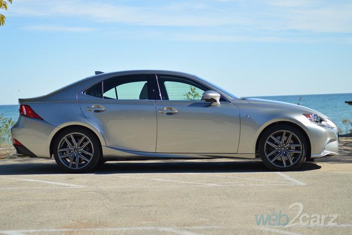 2015 Lexus IS 350 F Sport Review
