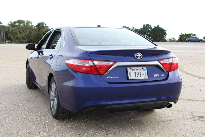 Model FIRST DRIVE 2015 Toyota Camry  Web2Carz
