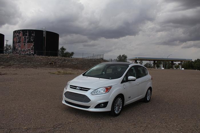 2014 Ford C-Max Energi Review   Web2Carz