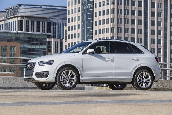 2015 Audi Q3 Review | Web2Carz