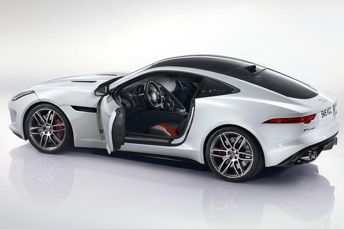 2015 Jaguar F-Type R Coupe Review | Web2Carz