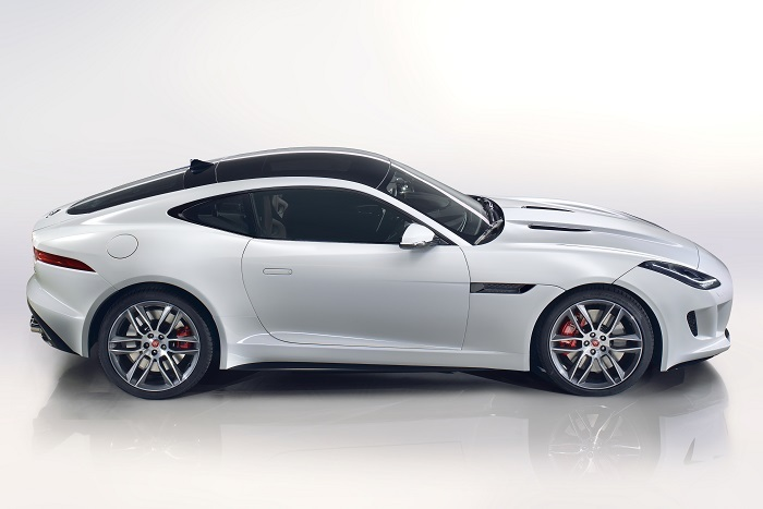 Lovely 2015 Jaguar F Type R Coupe Review