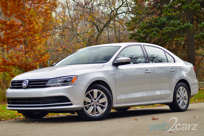 2015 volkswagen jetta tdi se review web2carz. Black Bedroom Furniture Sets. Home Design Ideas