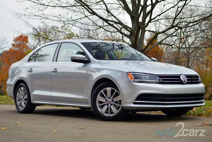 2015 Volkswagen Jetta Tdi Se Review Web2carz