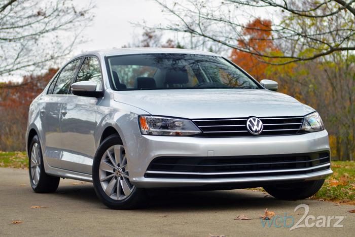 2015 Volkswagen Jetta TDI SE Review | Web2Carz