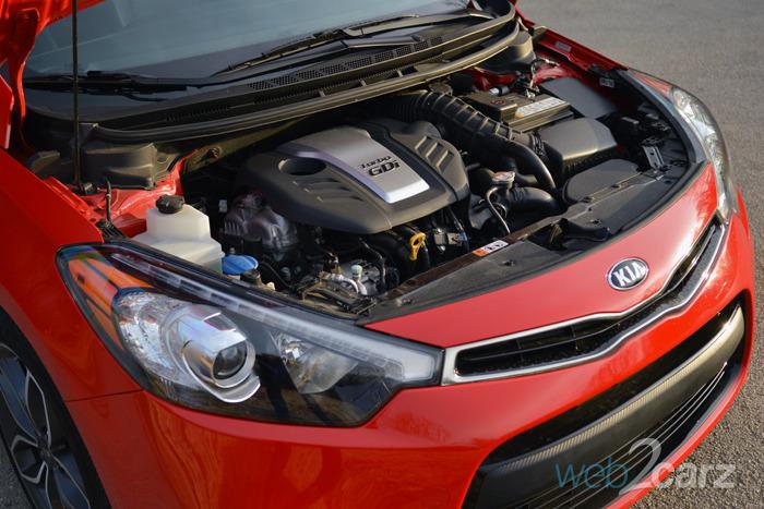 2017 Kia Forte Koup Sx Review Carsquare