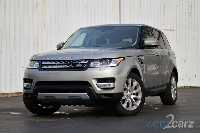 35000 Car Loan >> 2014 Land Rover Range Rover Sport HSE Review | Web2Carz