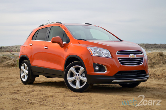 2015 Chevrolet Trax LT AWD Review