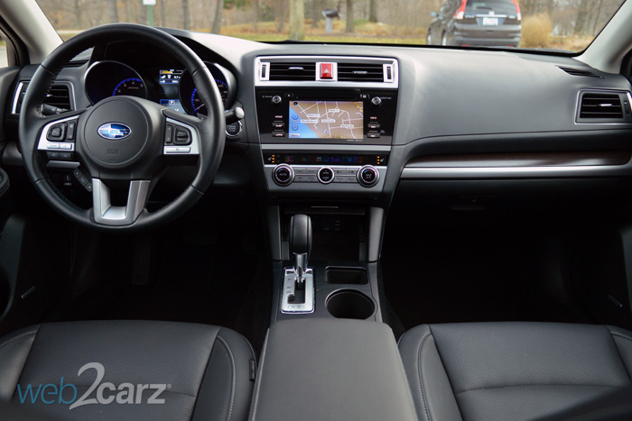 2015 Subaru Legacy 3 6r Limited Review Web2carz