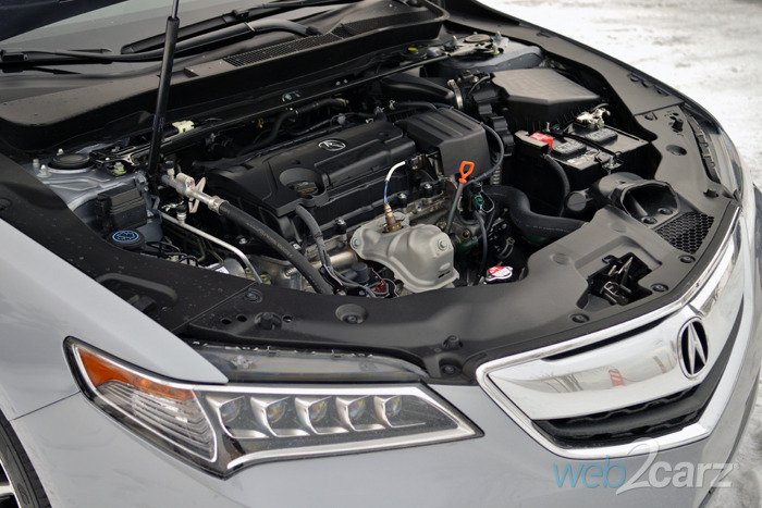 2015 acura tlx 2 4 review web2carz