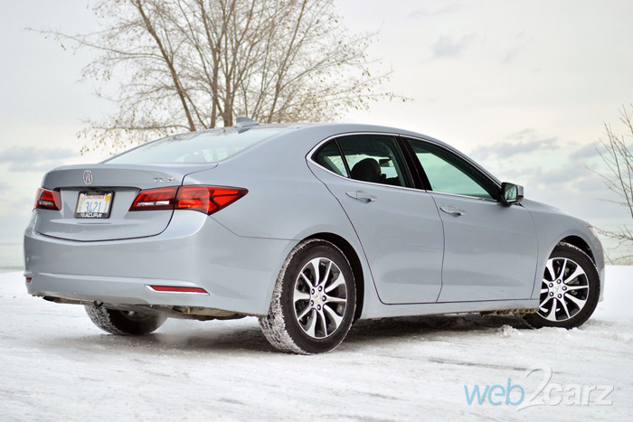 2015 acura tlx 2 4 review web2carz. Black Bedroom Furniture Sets. Home Design Ideas