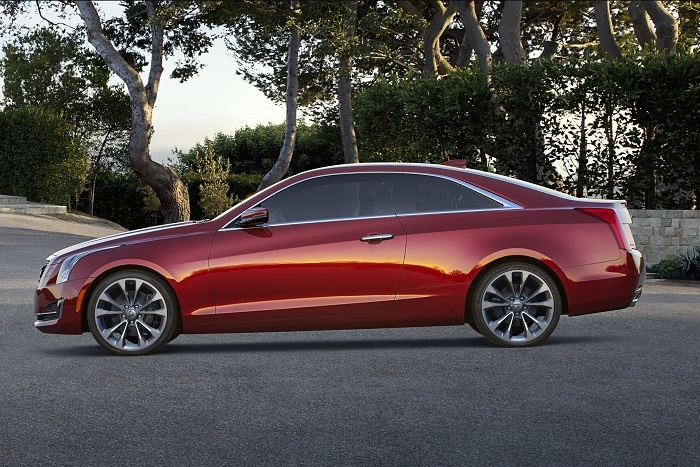 2015 Cadillac ATS Coupe 2.0T Review