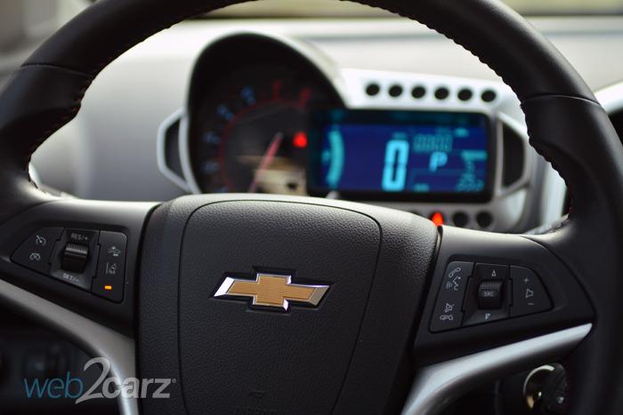 2015 Chevrolet Sonic Rs 5 Door Review Carsquare Com