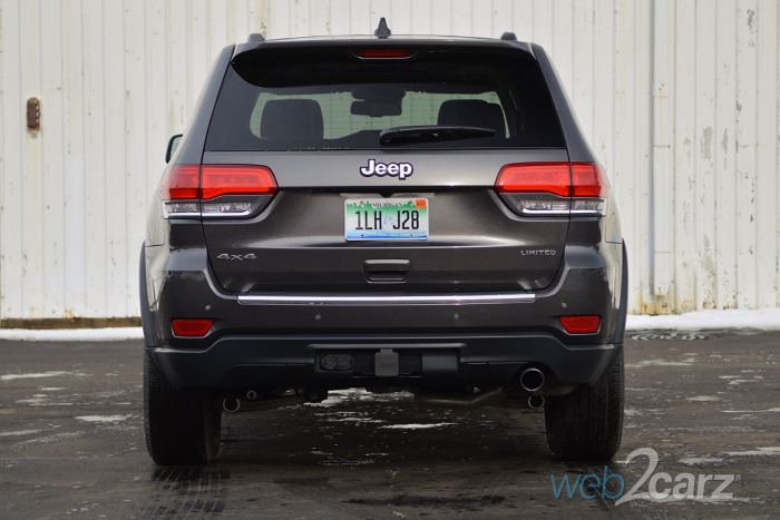 Jeep Grand Cherokee Accessories 2012 2015 Jeep Grand Cherokee Limited 4X4 Review | Web2Carz