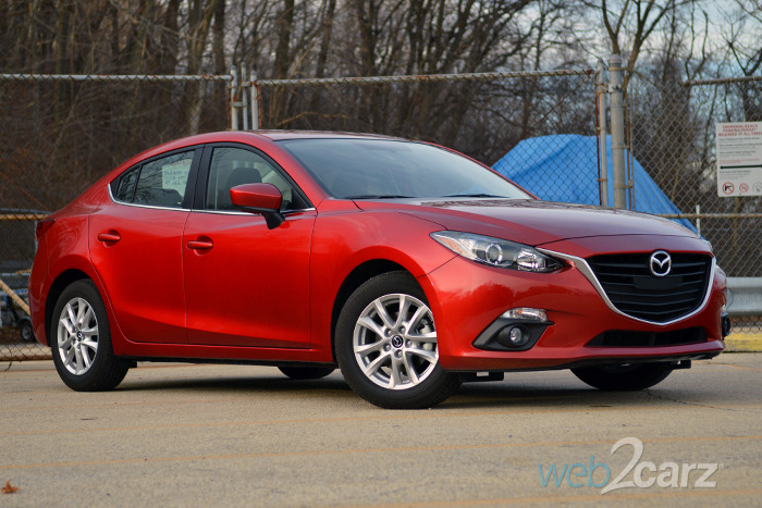 2015 mazda mazda3 i touring review. Black Bedroom Furniture Sets. Home Design Ideas