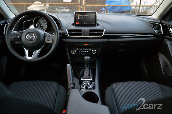 Charming 2015 Mazda Mazda3 I Touring Review