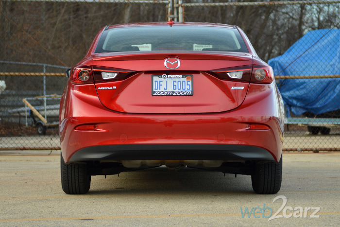 Green Country Auto Sales >> 2015 Mazda Mazda3 i Touring Review | Web2Carz
