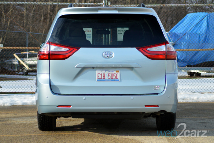 Awesome 2015 Toyota Sienna XLE Premium AWD Review