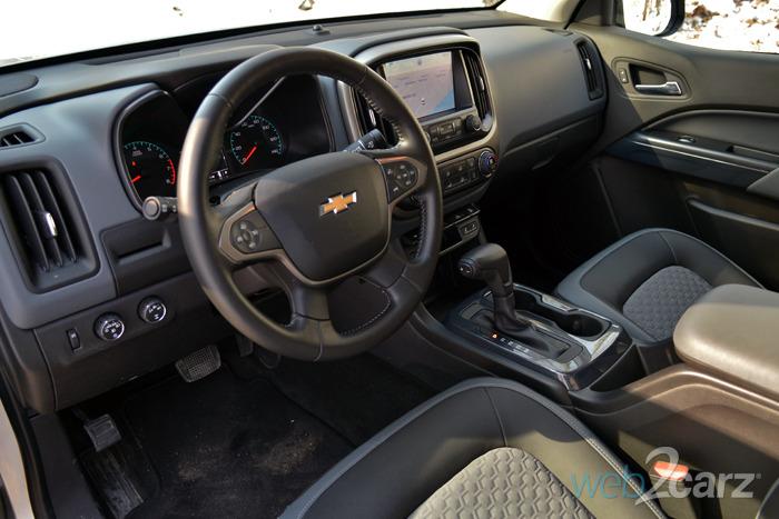 2015 Chevrolet Colorado Z71 Review