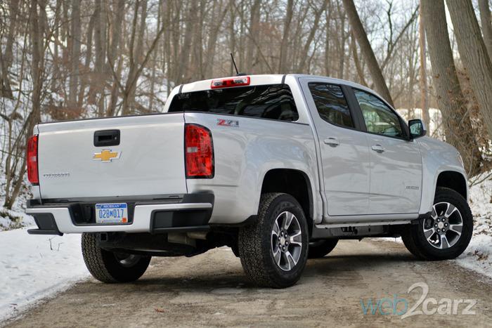 Image Result For Chevrolet Colorado Z Price