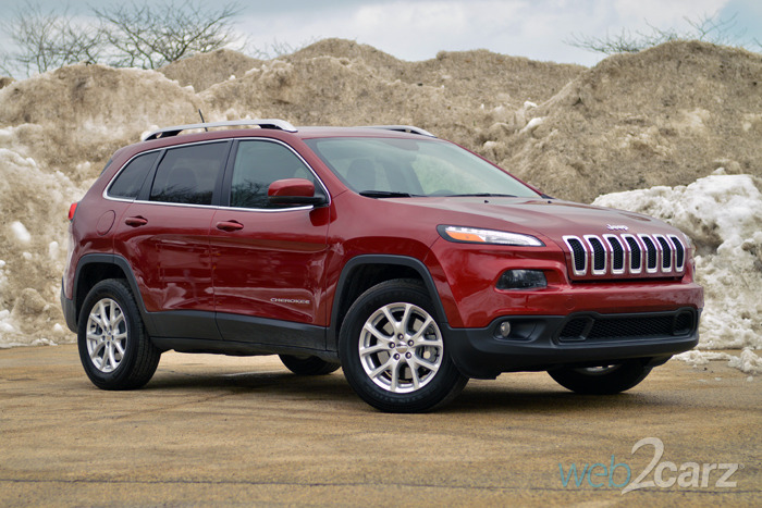 2015 Jeep Cherokee Latitude 4x4 Review Web2carz