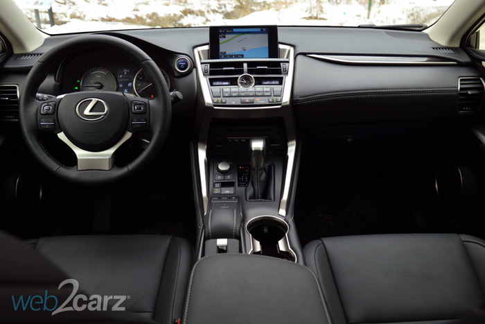 Green Country Auto >> 2015 Lexus NX 300h AWD Review | Web2Carz