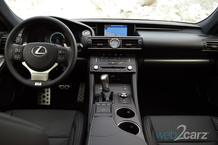 2015 Lexus Rc 350 F Sport Review Web2carz