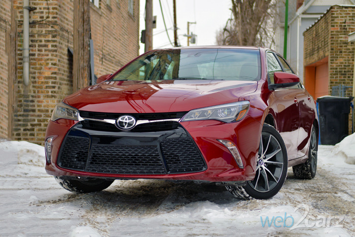 2015 Toyota Camry XSE Review