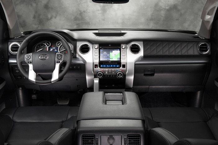 Differences between the 2016 toyota tundra and 2015 toyota tundra.