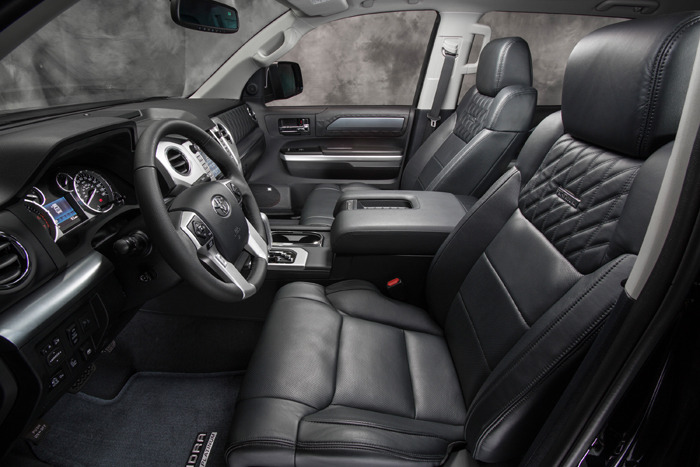 2015 Toyota Tundra Platinum CrewMax Review | Web2Carz