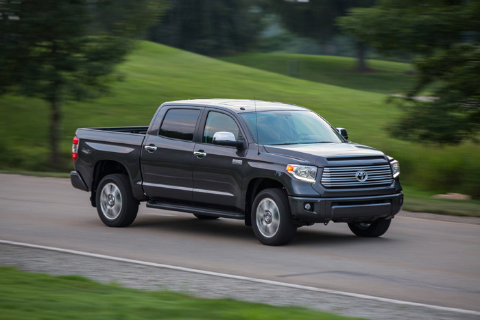 2015 Toyota Tundra Platinum CrewMax Review