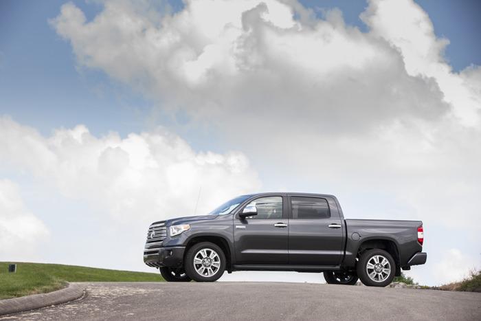 2015 Toyota Tundra Platinum Crewmax Review Web2carz