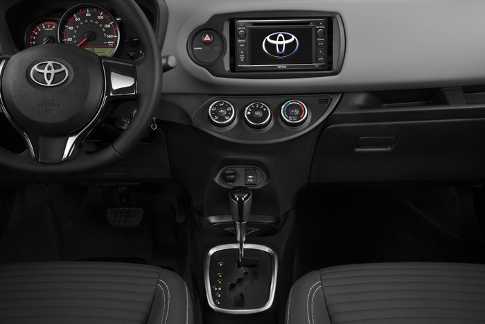 Fit For Less >> 2015 Toyota Yaris SE 5-Door Review | Web2Carz