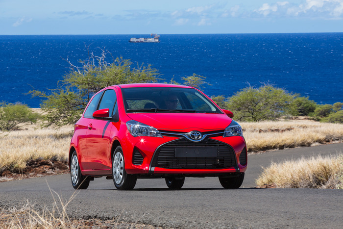 2015 Toyota Yaris SE 5-Door Review